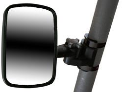 ATV TEK-UTV TEK CLEARVIEW MIRROR WITH VIBRATION ISOLATOR MOUNT