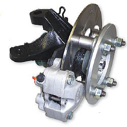 HIGHLIFTER DISC BRAKE KIT