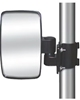 CIPA USA ROUND CLAMP SIDE VIEW MIRROR