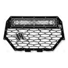 RIGID INDUSTRIES GRILLE WITH LED LIGHT BAR MOUNT