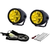 PIAA LP270 2.75 INCH LED ION YELLOW DRIVING LIGHT KIT
