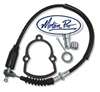 MOTION PRO REAR BRAKE CABLE KITS