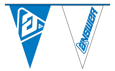 ANSWER RACING PENNANTS