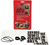 EKLIPES ATV LICENSE PLATE KITS