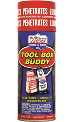 LUCAS OIL PRODUCTS INC TOOL BOX BUDDY