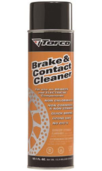 TORCO BRAKE AND CONTACT CLEANER