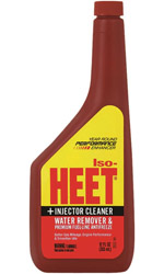 ISO HEET FUEL SYSTEM ANTI FREEZE