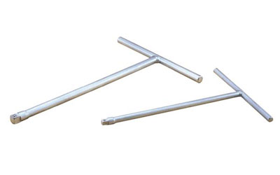 MOTION PRO 1/4 INCH AND 3/8 INCH DRIVE T HANDLES
