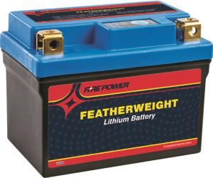 HJTZ5S-FPZ-IL 490-2528 Fire Power Featherweight Lithium Battery