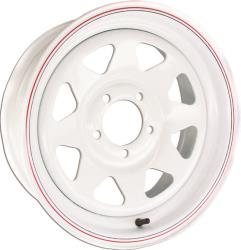 ALLIED WHEEL COMPONENTS STEEL TRAILER WHEELS