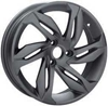 15 Inch Twin-Blade Wheels