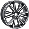 15 In. Shamrock Wheels