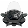 Adjustable Touring Vented Windshield