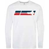 Mens Long Sleeve Logo Tee