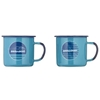 Enamel 14 Oz. Mugs