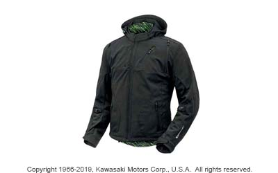 FASTLANE SOFT SHELL RIDING JACKET