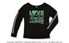 KAWI GIRL WOMENS SWEATSHIRT