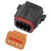 NAMZ CUSTOM CYCLE PRODUCTS 8 WIRE DEUTSCH PLUG