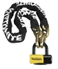 KRYPTONITE FAHGETTABOUDIT CHAIN WITH NEW YORK DISC LOCK