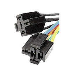 STANDARD MOTOR PRODUCT STARTER RELAY CONNECTOR ASSEMBLIES