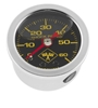 BIKERS CHOICE MARSHALL LIQUID FILLED SHOCK PROOF GAUGES
