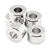 BIKERS CHOICE CHROME PLATED SPACERS