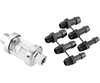 BIKERS CHOICE FUEL FILTER AND FITTINGS KIT