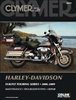 CLYMER MANUALS FOR HARLEY-DAVIDSON