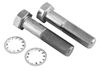 PAUGHCO AXIS TUBE BOLT AND WASHER KIT