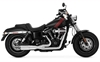 VANCE & HINES 2-INTO-1 HI-OUTPUT EXHAUST