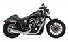 VANCE & HINES 2-INTO-1 UPSWEEP EXHAUST