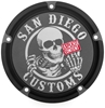 SAN DIEGO CUSTOMS DERBY COVERS