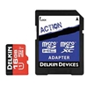 DELKIN ACTION MICRO-SD MEMORY CARDS
