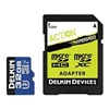 DELKIN HYPERSPEED MICRO-SD MEMORY CARDS