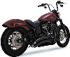 VANCE & HINES BIG RADIUS EXHAUST SYSTEMS FOR SOFTAIL