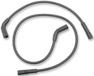 Drag Specialties 8.8mm Spark Plug Wire Set Black  2104-0148