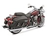 BASSANI XHAUST BAGGER TRUE DUAL HEADPIPES