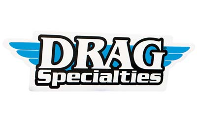 DRAG SPECIALTIES DECALS