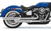 BASSANI XHAUST 2-INTO-2 STAGGERED EXHAUST SYSTEMS