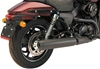 SUPERTRAPP 4 IN. STOUT SLIP-ON MUFFLERS FOR STREET
