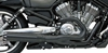 BASSANI XHAUST ROAD RAGE II B1 POWER 2-INTO-1 SYSTEMS FOR V ROD