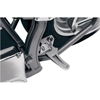 ALLOY ART REAR SOFTAIL FOLDING FLUSH-MOUNT FOOTPEGS