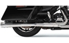 BASSANI XHAUST 4 IN. DNT MEGAPHONE MUFFLERS WITH AN ACOUSTICALLY TUNED BAFFLE