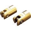 ACCUTRONIX BRASS FOOTPEG MOUNTS