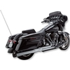 S&S CYCLE SIDEWINDER 2-INTO-1 EXHAUST SYSTEMS FOR DRESSER / TOURING