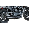 S&S CYCLE SUPERSTREET 2-INTO-1 EXHAUST SYSTEMS FOR XL