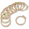 EASTERN MOTORCYCLE PARTS SNAP RINGS / RETAINING RINGS FOR BIG TWIN AND XL