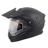 EXO-AT950 Snow Dual Pane Solid Helmet