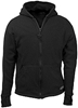 SCHAMPA FLEECE LINED ZIP HOODY