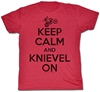 AMERICAN CLASSICS APPAREL KEEP CALM TEE